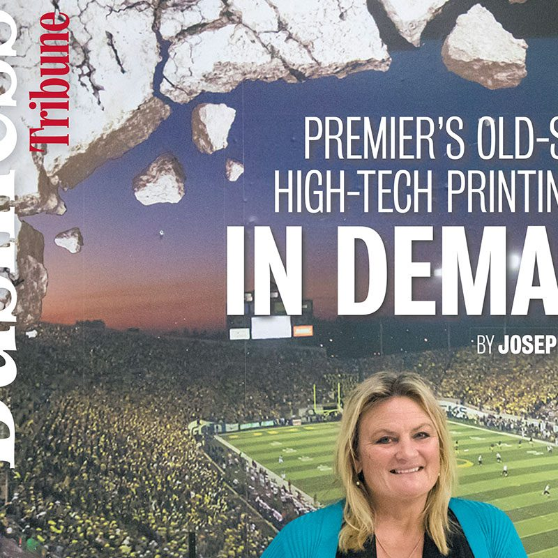 High-Tech Printing Still In Demand