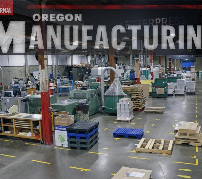 Premier Press Named Oregon Manufacturer of the Year