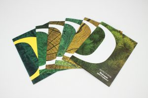 marketing collateral university oregon ducks