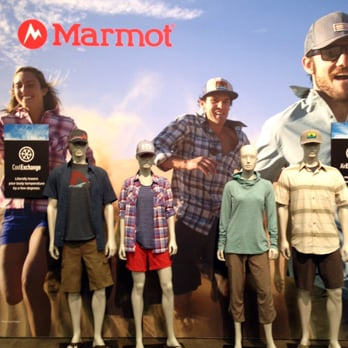Marmot Popup Shop