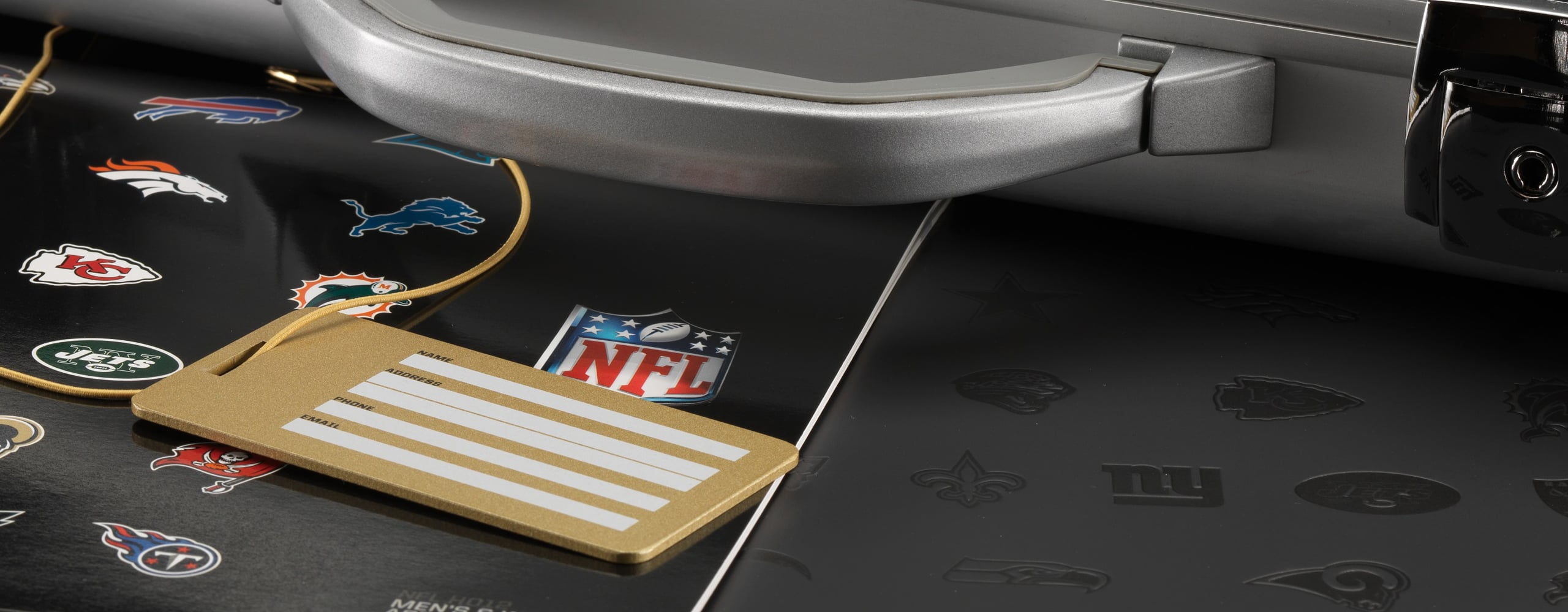 Banner for Nike NFL Briefcase