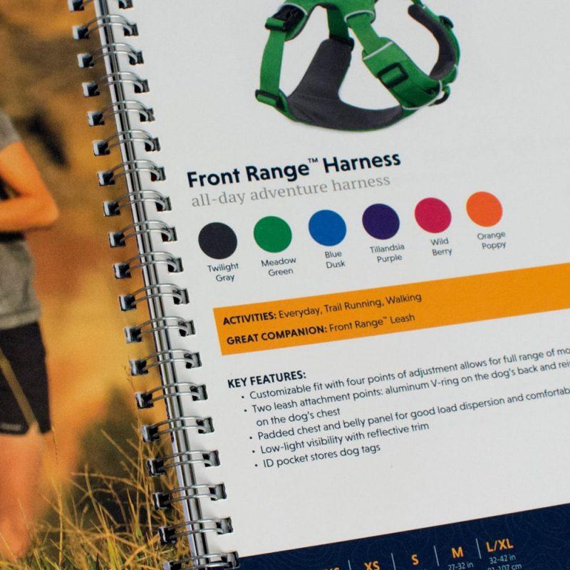 Ruffwear Workbook