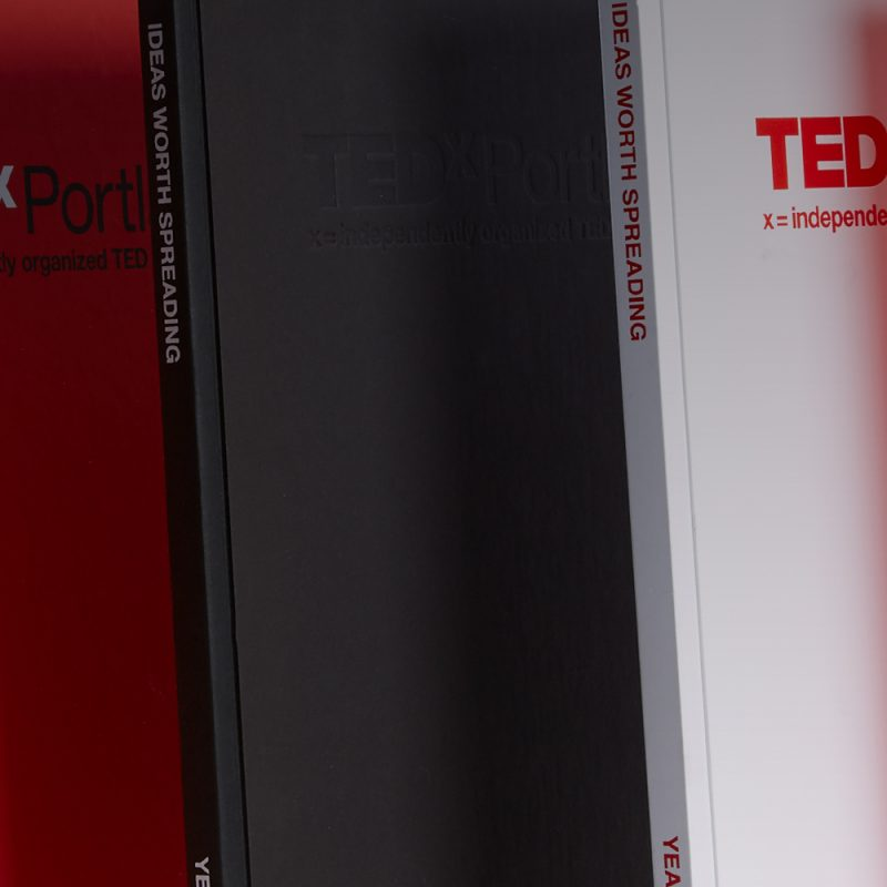 TEDx event book