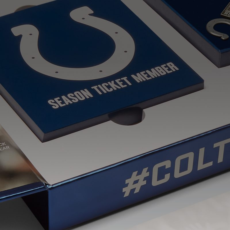 Indianapolis Colts Season Ticket Kit