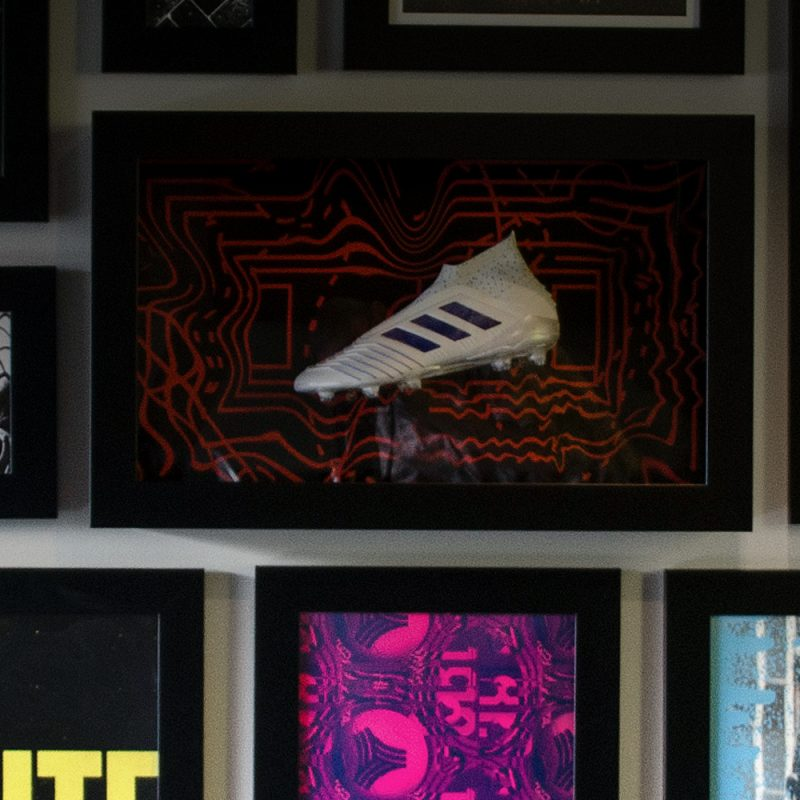 adidas Timbers Suite Wall Graphics