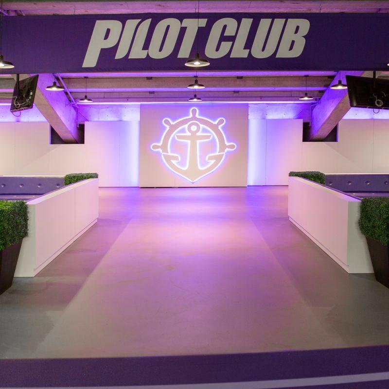 University of Portland Pilot Club