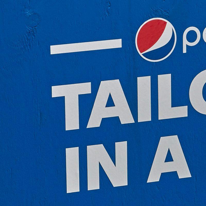 Pepsi Tailgate Box