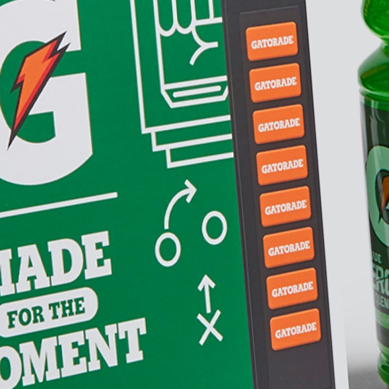 "Gatorade ""School Fuel"" Gift Boxes"