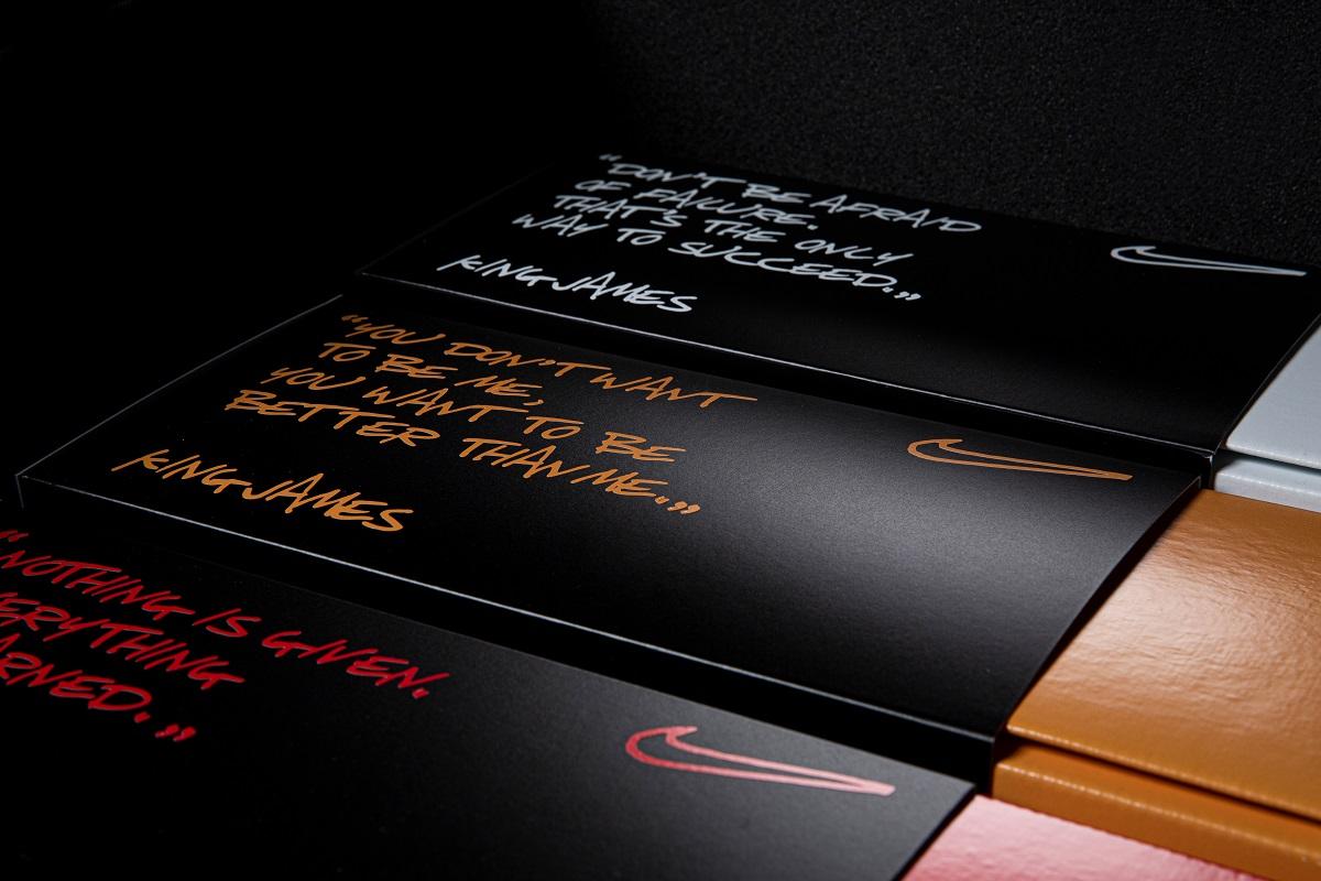 Boxe copy AKQA Nike Road Case Influencer Crate