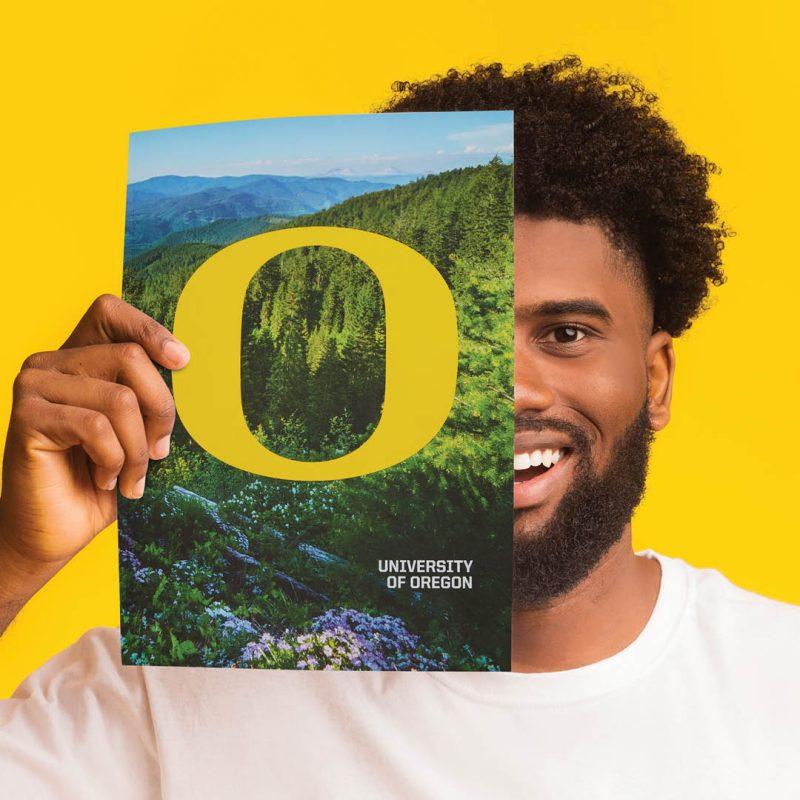 University of Oregon Viewbook